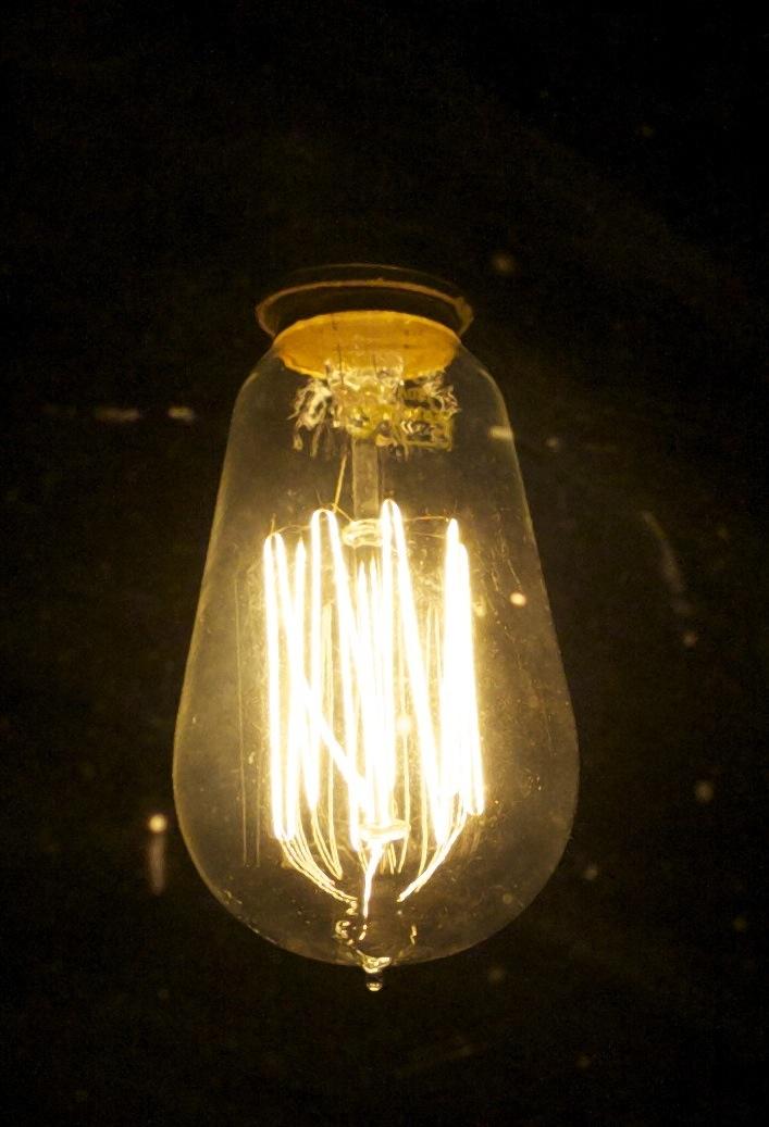 naked bulb | LED Bulbs | Pinterest