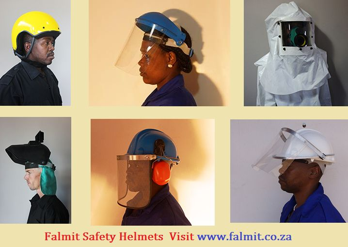 Protect your Face & Head with Best Quality Safety Helmets. We at Falmit offer exciting range of Safety Helmets. You can order as much quantity as you want for your industrial business requirements. Explore all products at our site and then feel free to send us your requirements. We are very quick to response.https://www.falmit.co.za/product-category/face-and-head-protection/