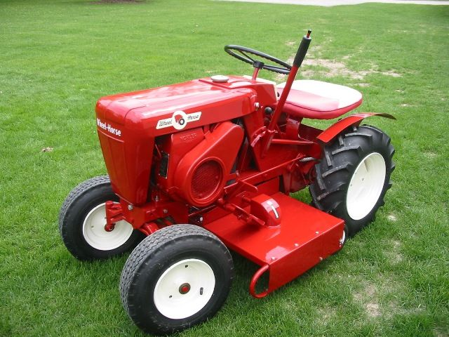 Lawn Tractor Dual Wheels : Lawn tractor dual wheels wheel horse stables