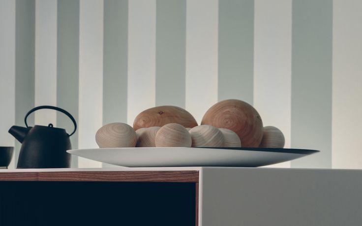 MAILLART on set # #corian #tray #design #interior #coffee #table | ph. Tomaso Lisca