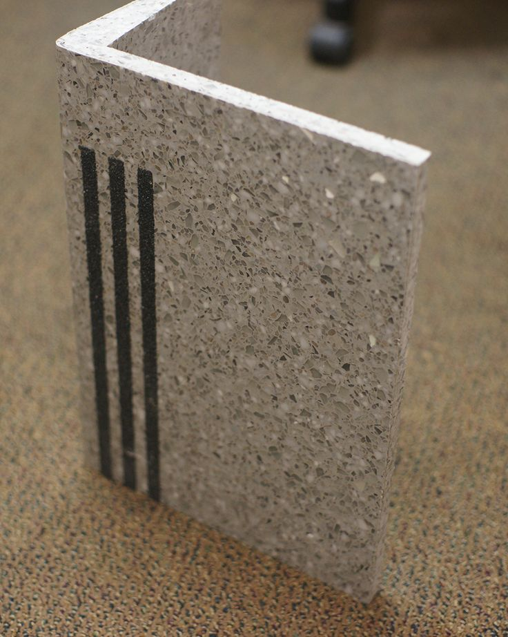 Captivating Precast Terrazzo Tread And Riser Sample Request By An Architect For A  School Project. Www