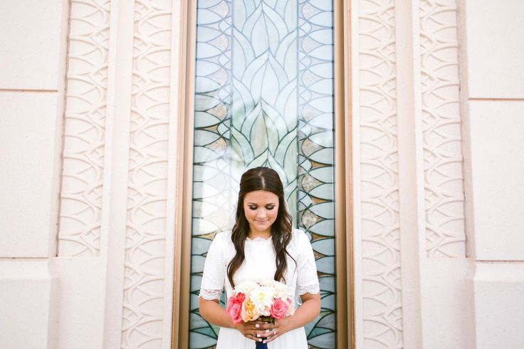 Gilbert Temple Wedding Brittney Gurr Photo