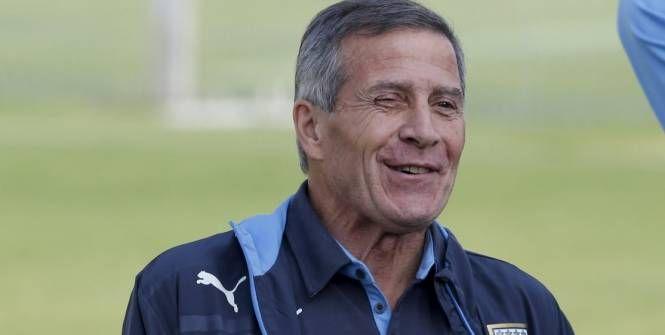 Foot - URU - Uruguay : le sélectionneur Oscar Tabarez souffre d'une maladie neurologique
