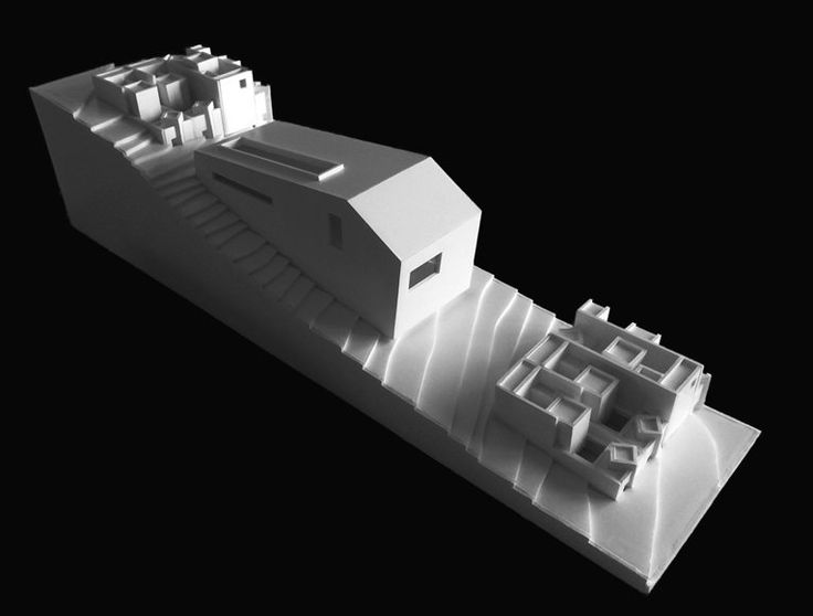 Progettazione Architettonica ed Urbana IV, Abha, Domenico Falci