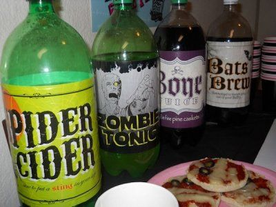 Monster High Party Drinks