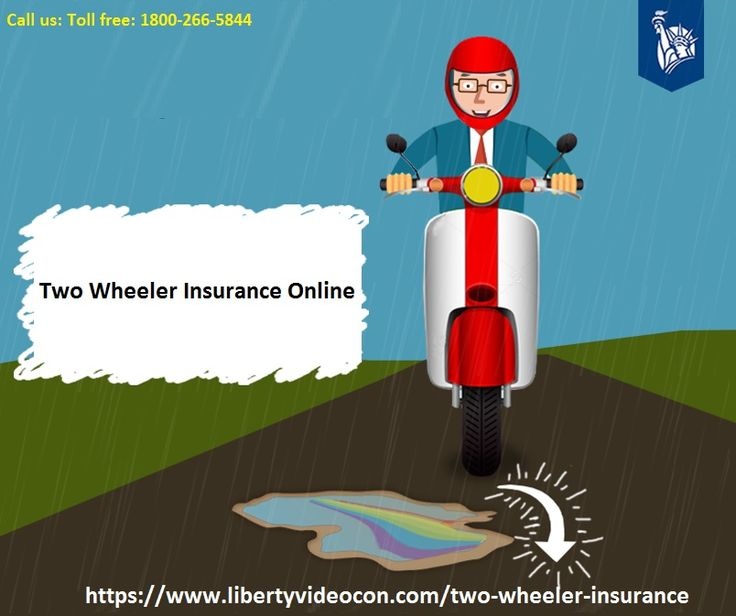 Buy Long Term Two Wheeler Insurance Online : Insure your any 2 wheeler by purchasing 2 wheeler insurance Online for Long Term at Liberty Videocon. For more detail Call us: Toll free: 1800-266-5844