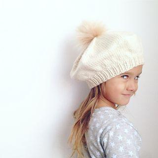 Secretly Wild Tam, knitting pattern. Ravelry. Toddler, Child, Adult sizing.