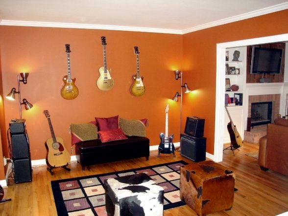 music room ideas design family room is our music room which used to be our formal living room Lauries Pinterest