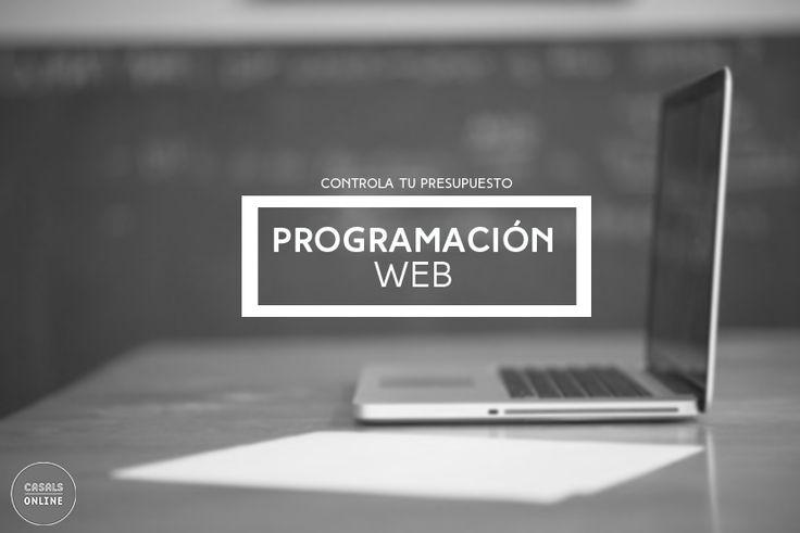 La guía definitiva para que no se te dispare tu presupuesto en #programaciónweb. Aprende  lo que puedes pedir y lo que no, la actitud ante tu agencia de marketing online y los resultados que puedes llegar a obtener  #webdevelopment #web #webdesign #programacion