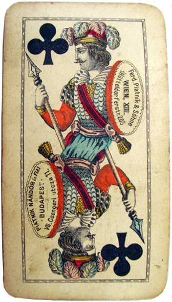 17 Best Images About Antique Playing Cards On Pinterest
