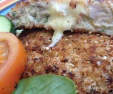 Crispy Cheesy Chicken Burgers | Official Thermomix Recipe Community