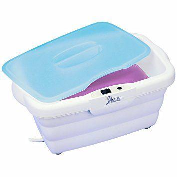 Satin Smooth Paraffin Bath Wax Review