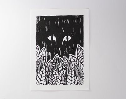 "Check out new work on my @Behance portfolio: ""Linogravure"" http://be.net/gallery/32371831/Linogravure"