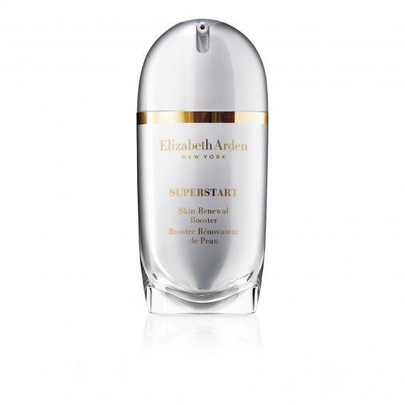 Relieve dry, Winter skin with Elizabeth Arden Superstart Skin Renewal Booster.