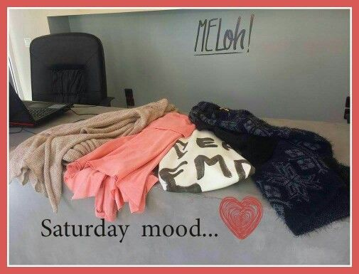 Saturday mood