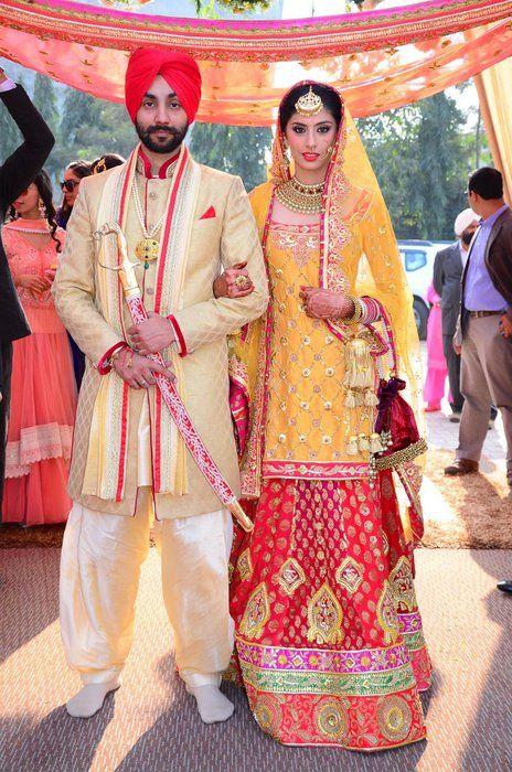 Chandigarh weddings | Ibadat & Tania wedding story | Wed Me Good