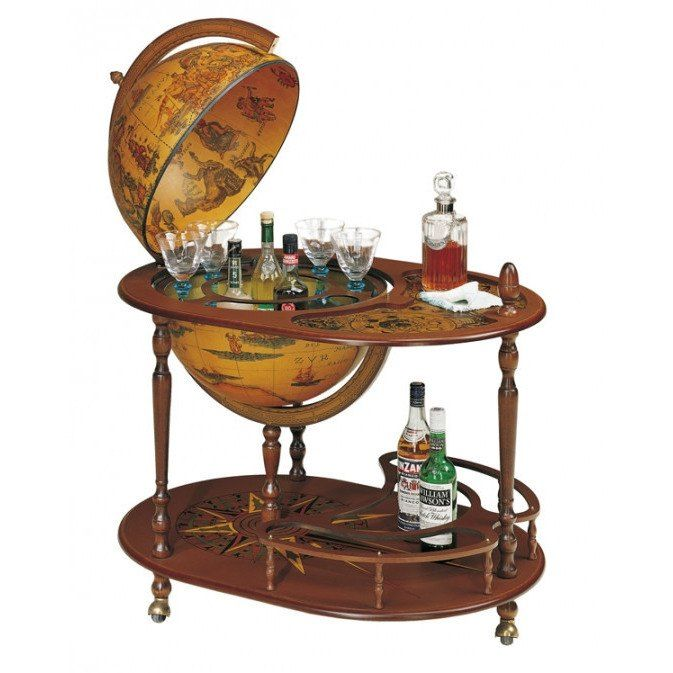 Zoffoli Artemis Bar Globe Cart