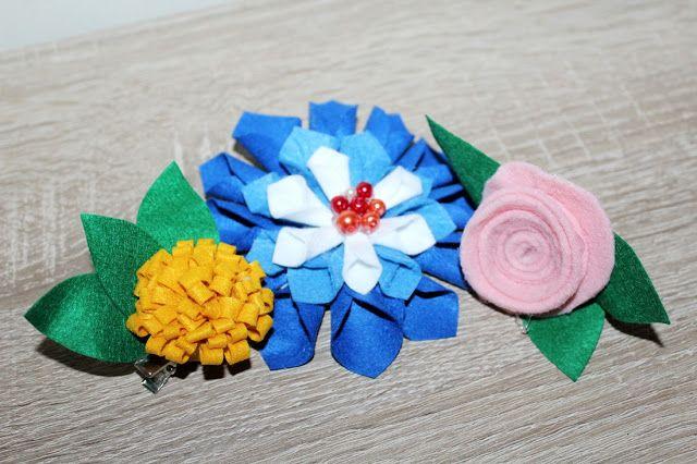 Pin By Kusiatka On Kwiaty Wiosna Flowers Crafts Spring Crafts Flower Crafts Craft Gifts Spring Crafts