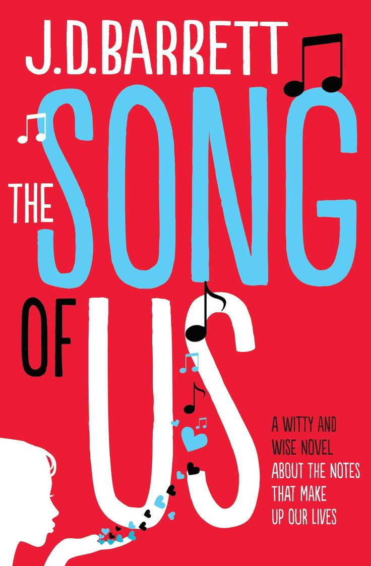 The Song of Us by JD Barrett #amreading #books