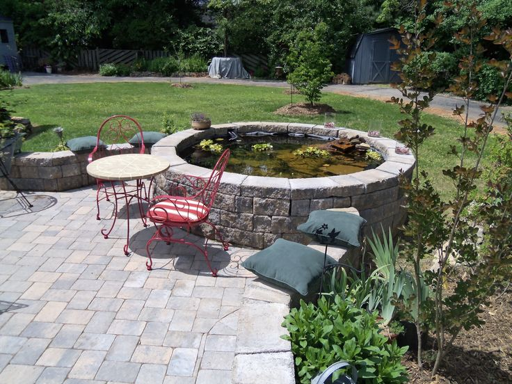 17 best images about water garden ponds on pinterest for Design of water harvesting pond