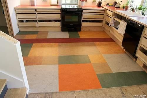 20 best images about marmoleum flooring on pinterest for Cheap kitchen flooring linoleum