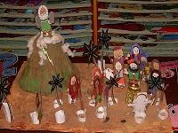 Mount Sinai diorama