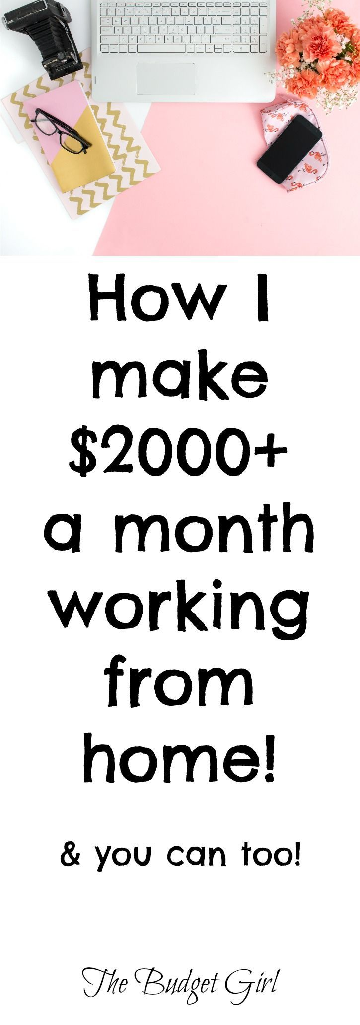 earn extra monty, work from home jobs, stay at home mom jobs, legit work from home jobs, how to make money blogging #workfromhome