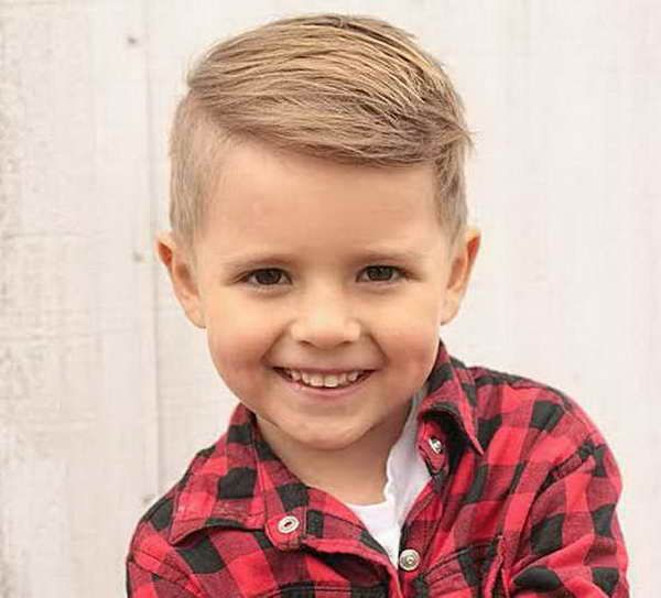 Pics For > Awesome Haircuts For Little Boys