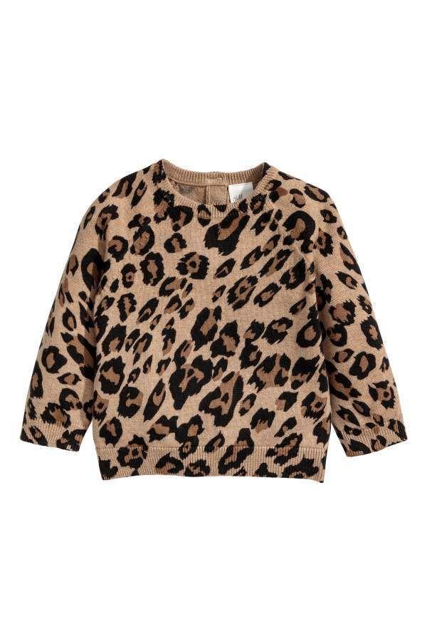 d89acf243 H M Fine-knit Cotton Sweater