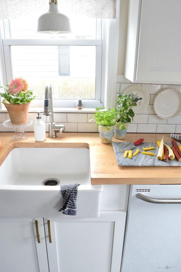 Butcher block counter tops review kitchen decor - Butcher block countertops in bathroom ...