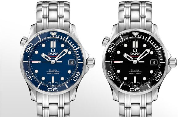 Montres OMEGA : Diver 300 M. My future watch ? Blue or black?