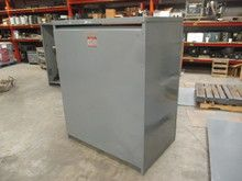 GE 500 KVA 2400 Delta to 480Y/277 9T25B5839 G3 Dry Type 3PH Transformer 500kVA V (DW0521-1). See more pictures details at http://ift.tt/2wD08NA