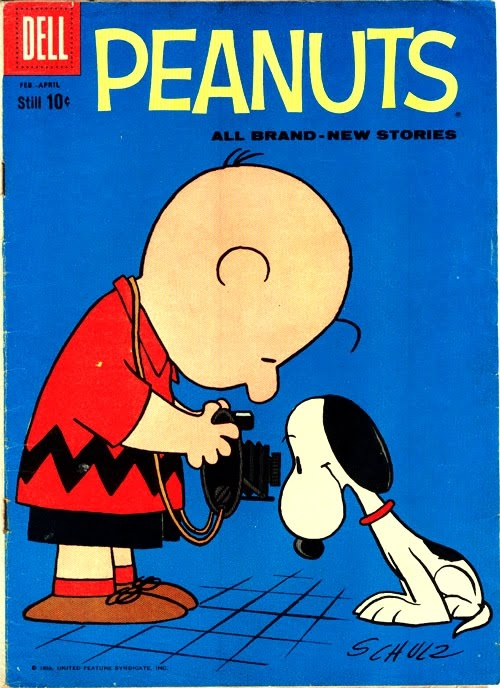 :) #Charilie Brown and #Snoopy