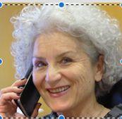 Marie-Thérèse Besson, réélue Grande Maitresse de la GLFF pour une deuxième année