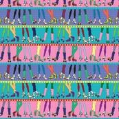 Fabric: derbyRollers Derby, Fabrics