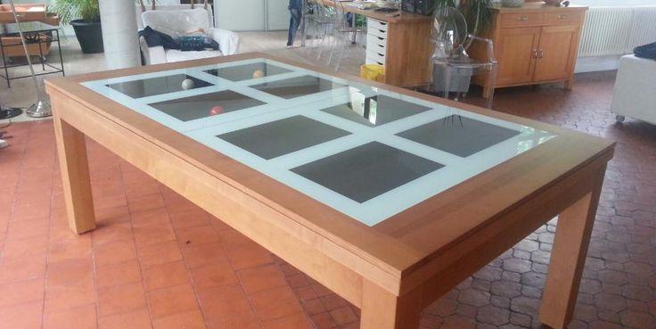 Table billard convertible transformable Belgique – La Boutique du Billard