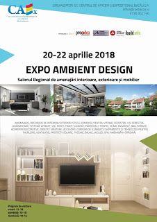 Bacăul economic: Se deschide ediția a V-a a Expo Ambient Design