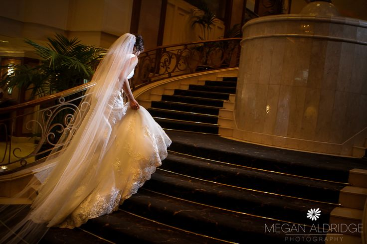 Cinderella Moment at The Langham Hotel Melbourne Photo by Megan Aldridge Photography