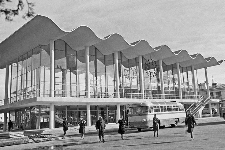 12 самых невероятных послевоенных построек СССС по версии группы «Советский модернизм»
