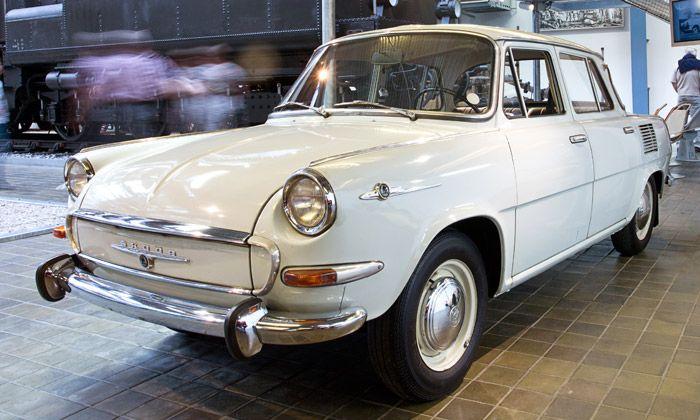 NTM má výstavu k výročí 50 let vozu Škoda 1000 MB