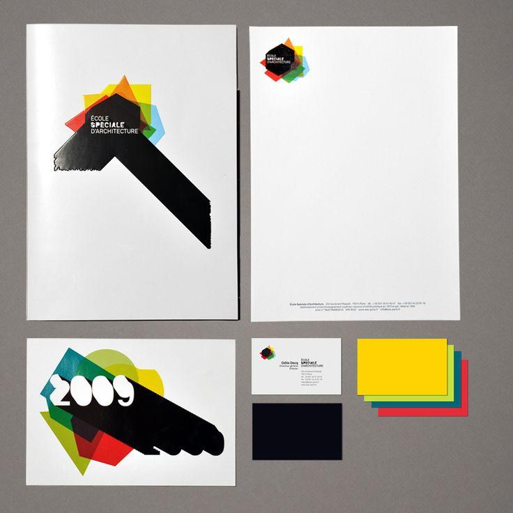 ÉCOLE SPÉCIALE D'ARCHITECTURE / studio plastac