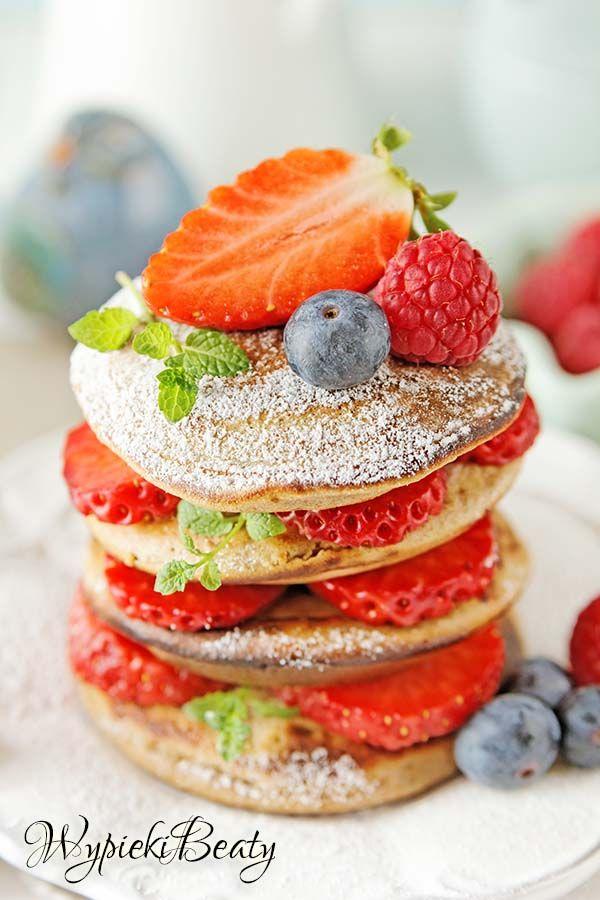 Fit placuszki - diet pancakes