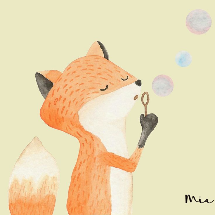 Arte em aquarela da @arts.mia //  Watercolor art by @arts.mia (instagram)