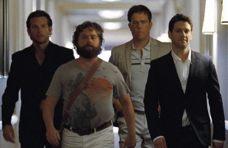The Hangover --- wolfpack