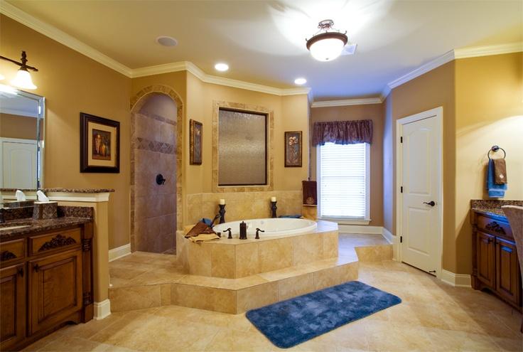 25 Luxurious Bathroom Design Ideas To Copy Right Now: Walk Through Shower