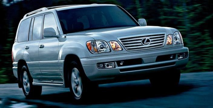 LX 470 Lexus prices - http://autotras.com