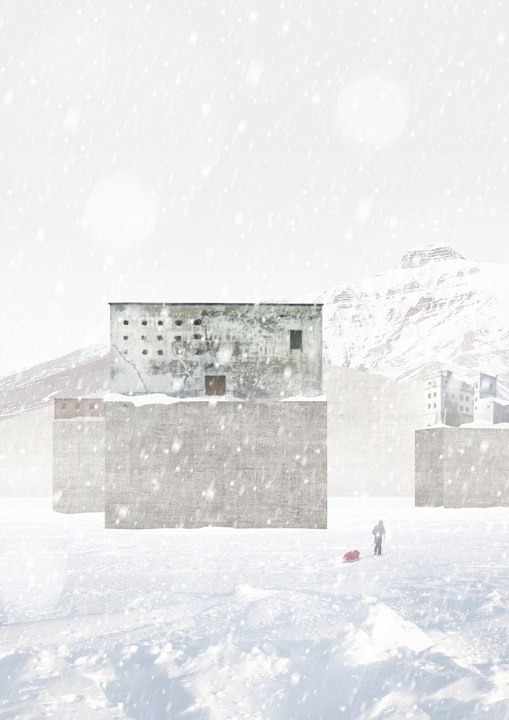 Chmel Architekti: Pyramiden Bay - 120 Hours 2015 Competition