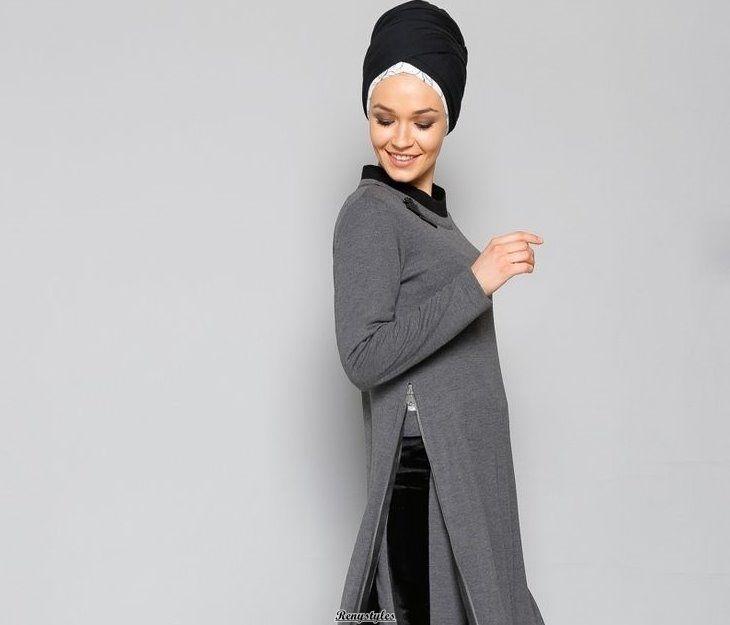 Wonderful sportswear with hijab ideas - Reny styles