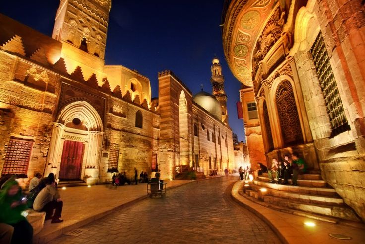 Calle Al Muizz, El Cairo, Egipto / Al Muizz Street, Cairo, Egypt