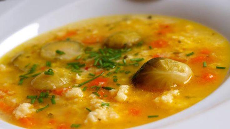 Cucková polévka | Vaření s Tomem